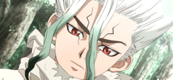 Senku from Dr Stone Anime