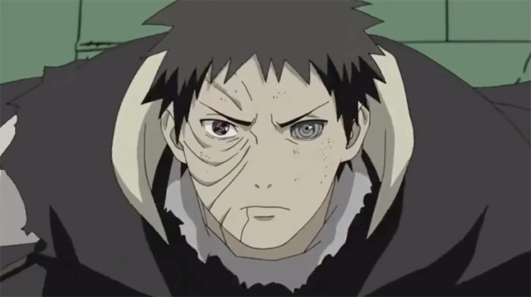 Obito Uchiha from Naruto: Shippuden
