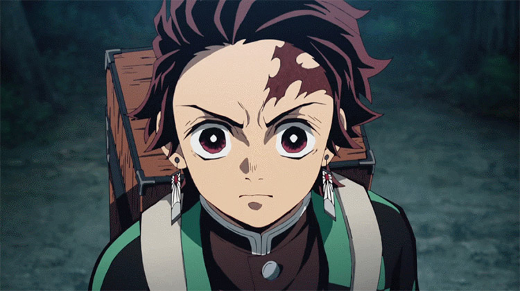 Tanjirou Kamado Demon Slayer anime
