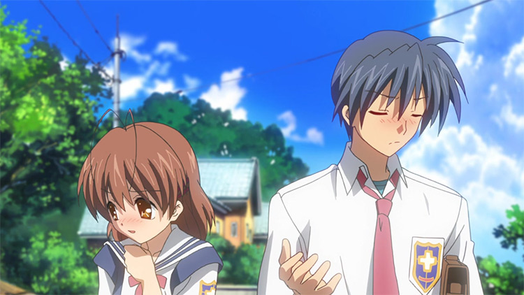 Clannad screenshot