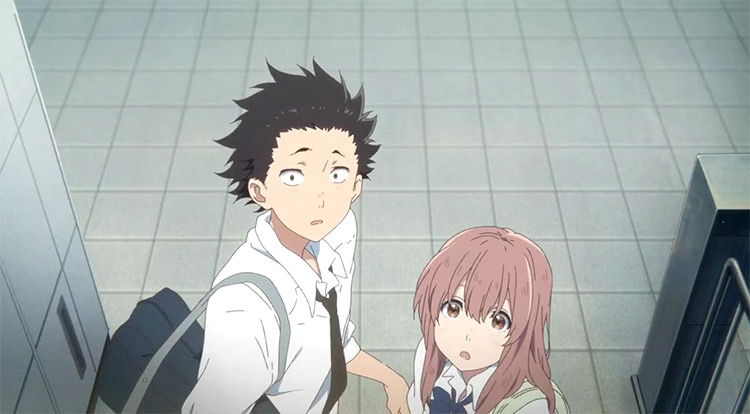A Silent Voice screenshot