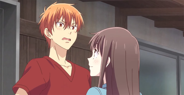 Fruits Basket screenshot