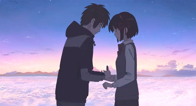 Your Name screenshot