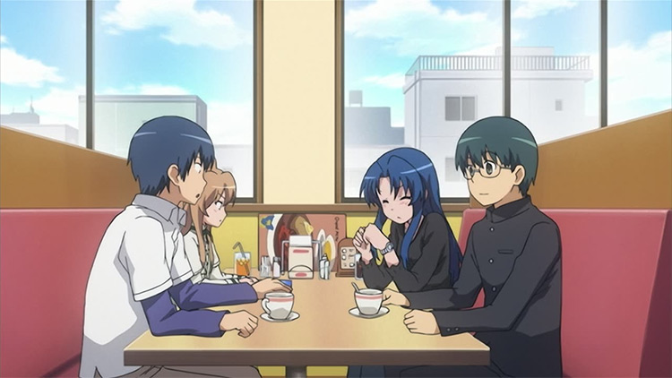 Toradora! anime screenshot