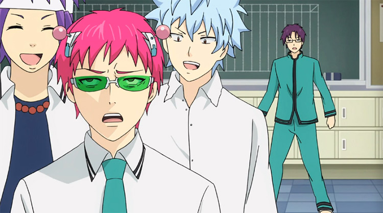 The Disastrous Life of Saiki K. screenshot