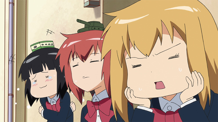 Plastic Neesan anime screenshot