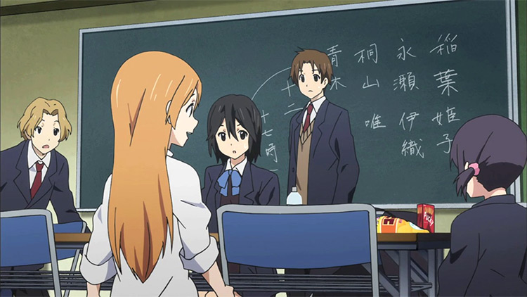 Kokoro Connect screenshot