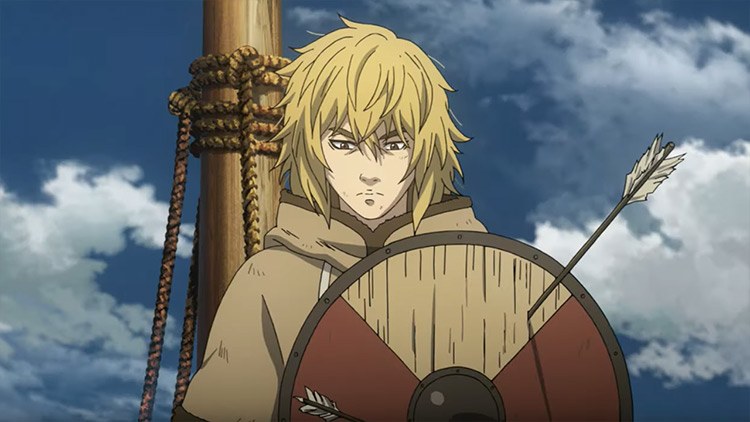 Thorfinn from Vinland Saga anime