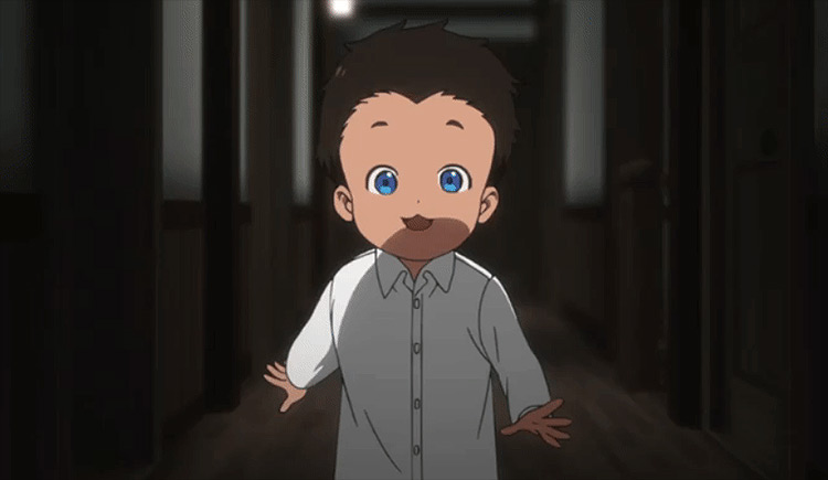 Phil The Promised Neverland screenshot