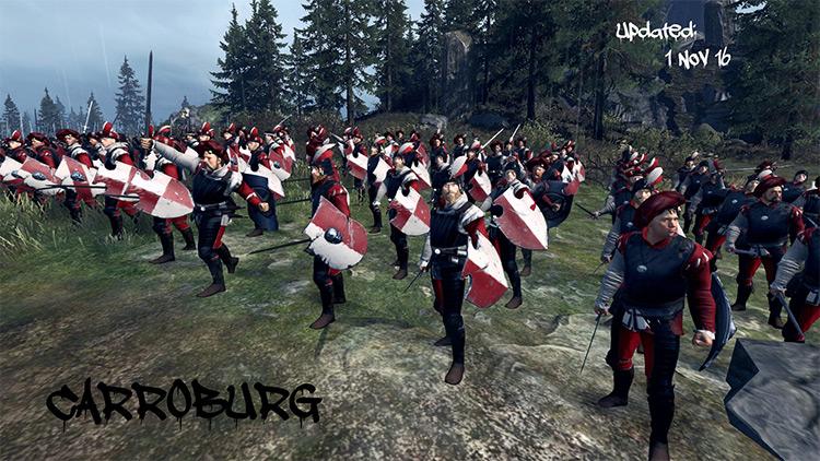 Unique Empire States Total War: Warhammer mod screenshot