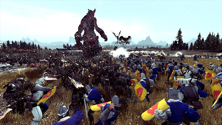 War for the Old World Total War: Warhammer mod