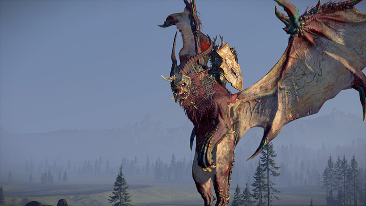 Better Camera Mod Total War: Warhammer screenshot