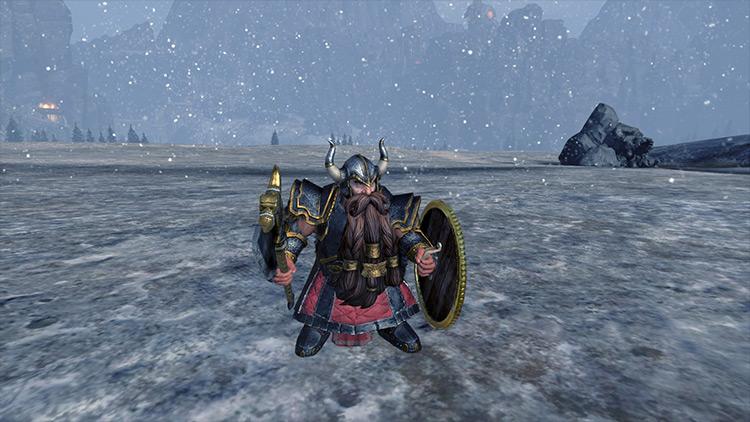 Varied Generals Total War: Warhammer mod screenshot