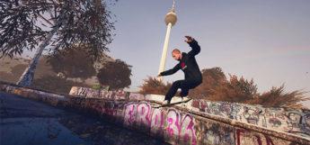 Berlin Skatepark Map for Skater XL