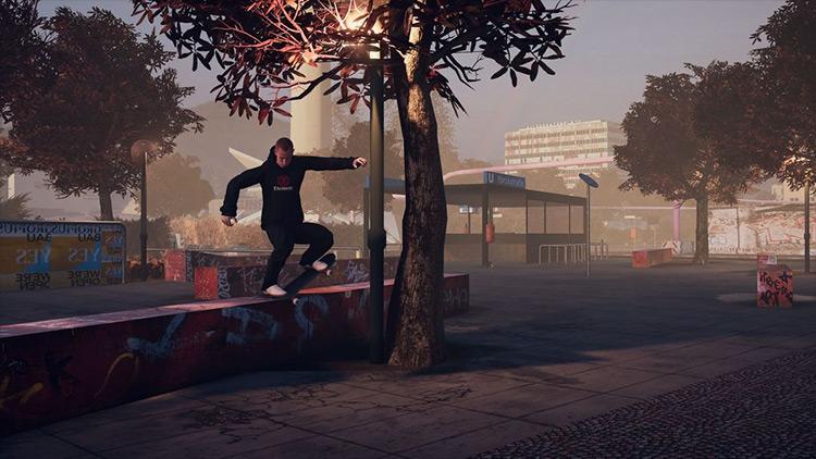 Berlin XL mod for Skater XL