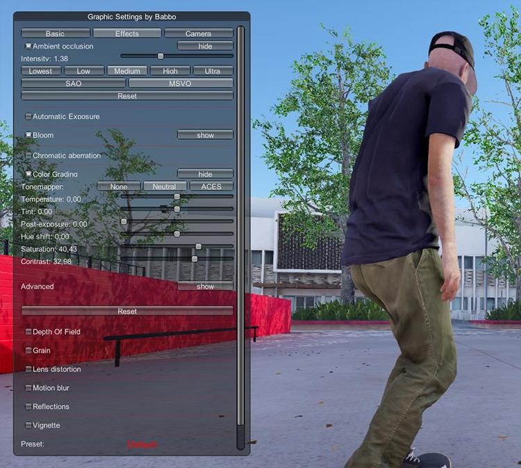 XL Graphics Skater XL mod