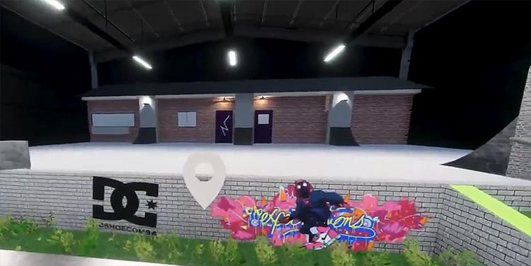 XXL Map Editor mod for Skater XL