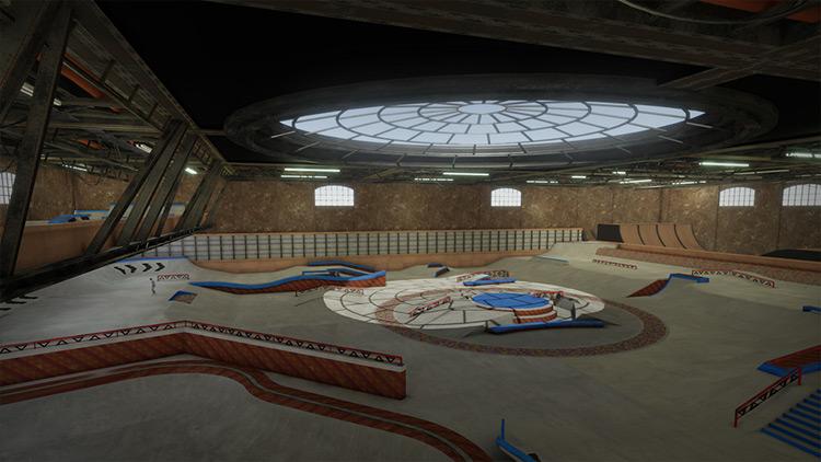 The Sanctuary Skater XL mod screenshot