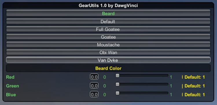 Gear Utils mod for Skater XL