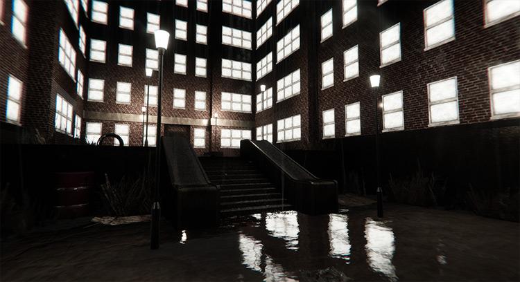 Rainset Skater XL mod screenshot