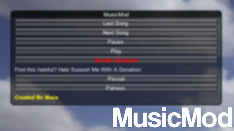 MusicMod Skater XL mod screenshot