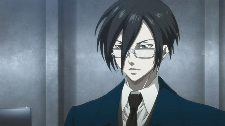Nobuchika Ginoza from Psycho-Pass anime