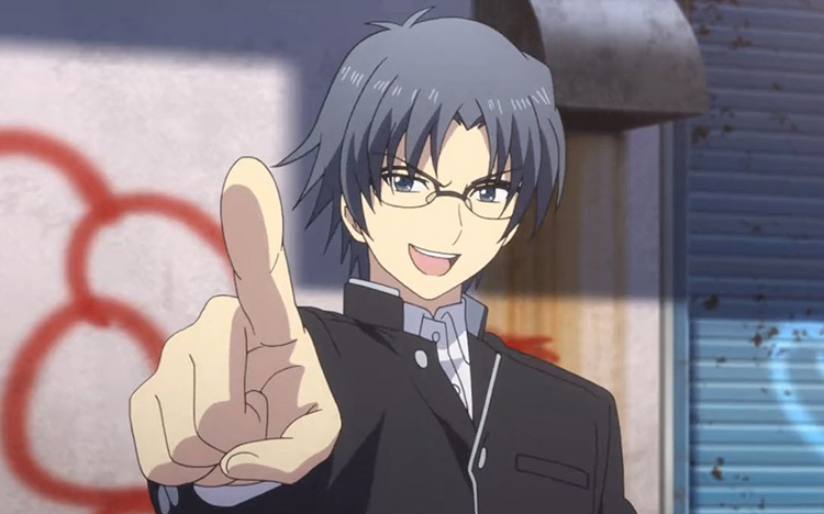 Joujirou Takajou Charlotte anime screenshot