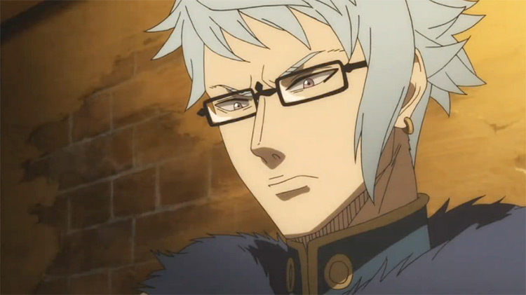 Klaus Lunettes from Black Clover anime