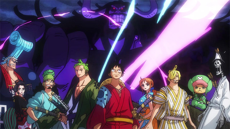 One Piece anime screenshot