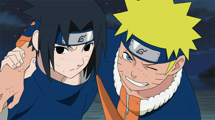 Naruto screenshot