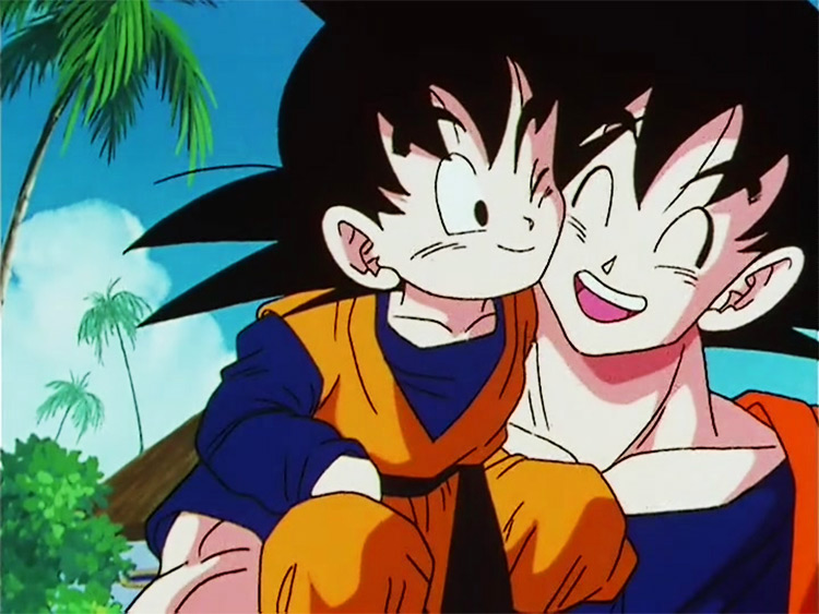Dragon Ball Z anime screenshot
