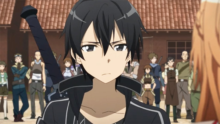 Sword Art Online screenshot