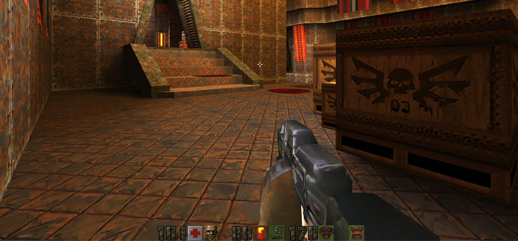 Rampage Modded in Quake 2
