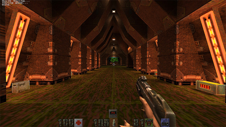 Zaero Quake 2 mod screenshot