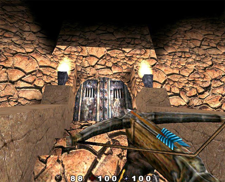 Eternal War: Shadows of Light Quake 2 mod
