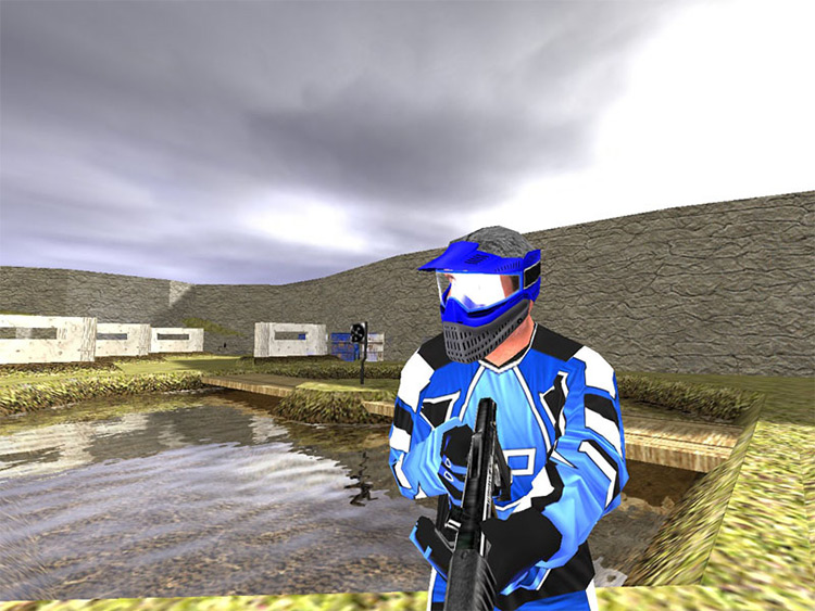Paintball 2 mod for Quake II