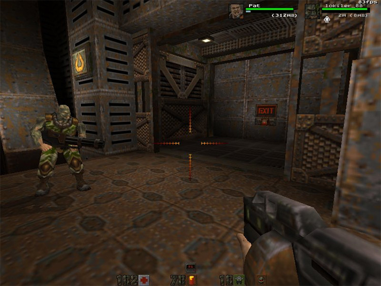COOP or DIE Quake 2 mod screenshot