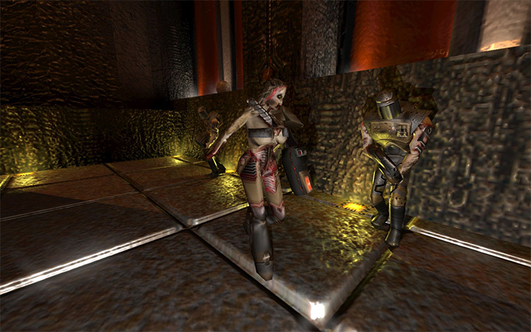 Quake 2 Monster Skins game mod