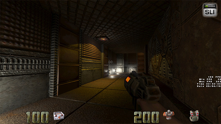 quake2xp mod for Quake II