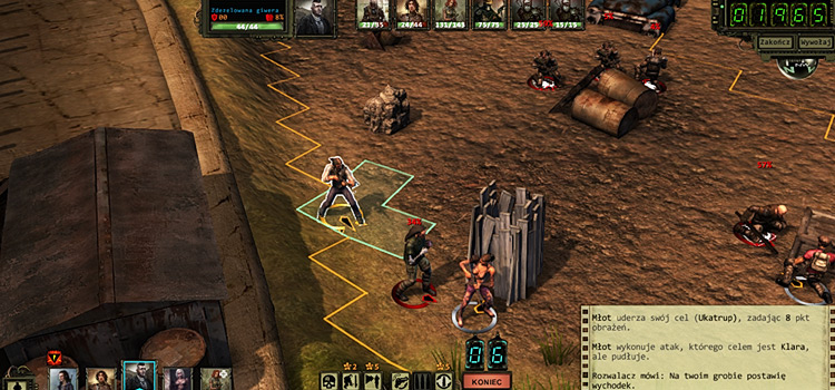 Wasteland2 New Markers Mod