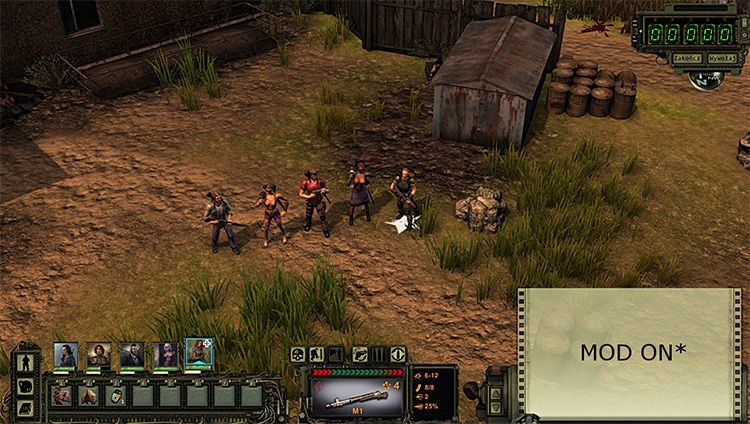 Graphic Mod SweetFx for Wasteland 2
