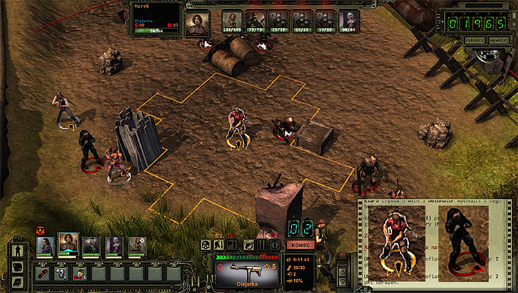 New Better Markers Wasteland 2 mod