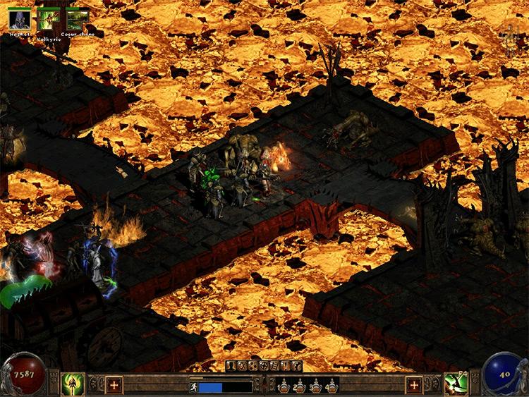 Le Royaume des Ombres Diablo 2 mod