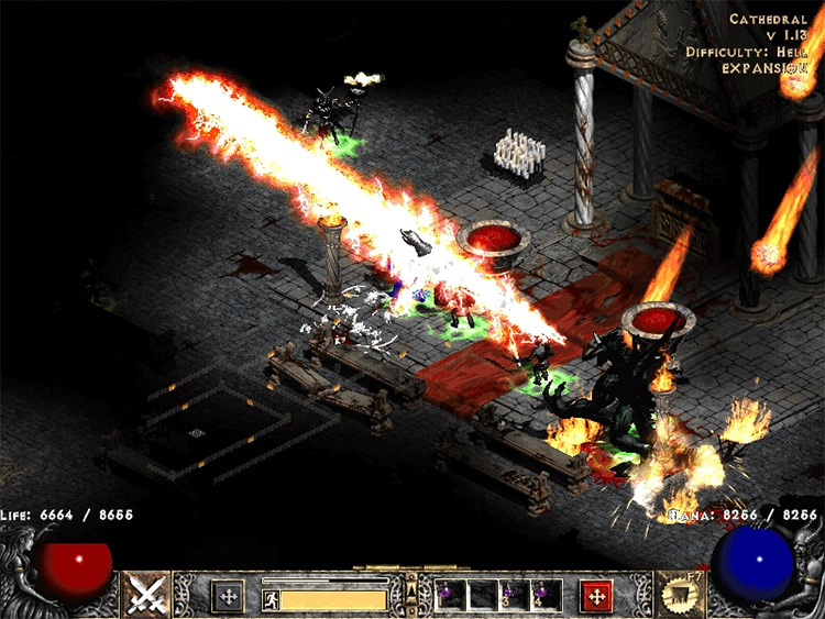 Diablo II SP Enhancement Mod screenshot