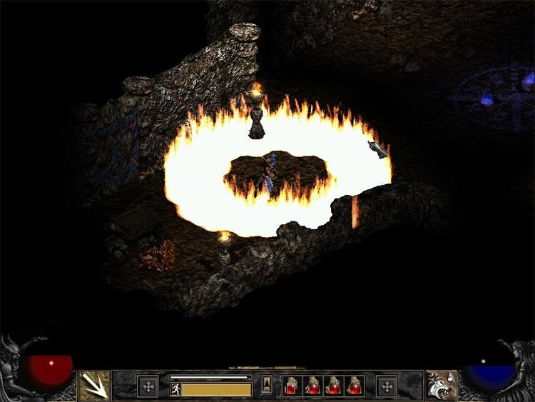 Back to Hellfire Diablo 2 mod