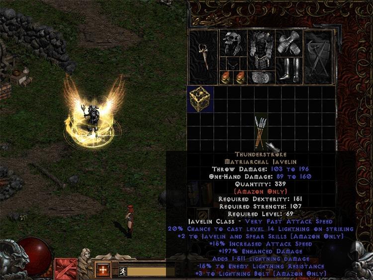 Reaper Of Souls Diablo 2 mod