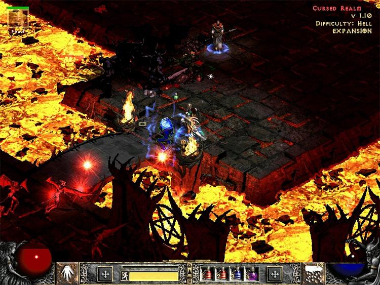 Is Alive Diablo 2 mod