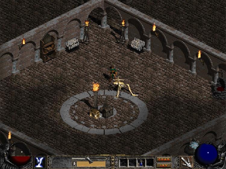 Dark Alliance mod for Diablo 2