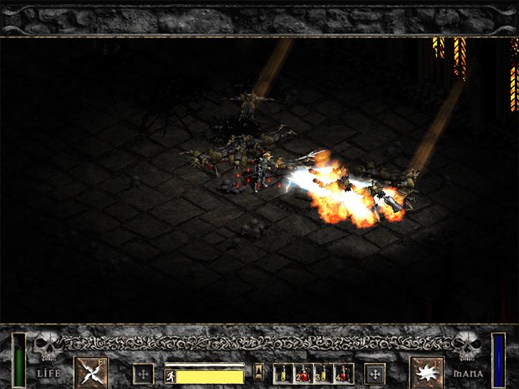 Spirit of Diablo mod screenshot