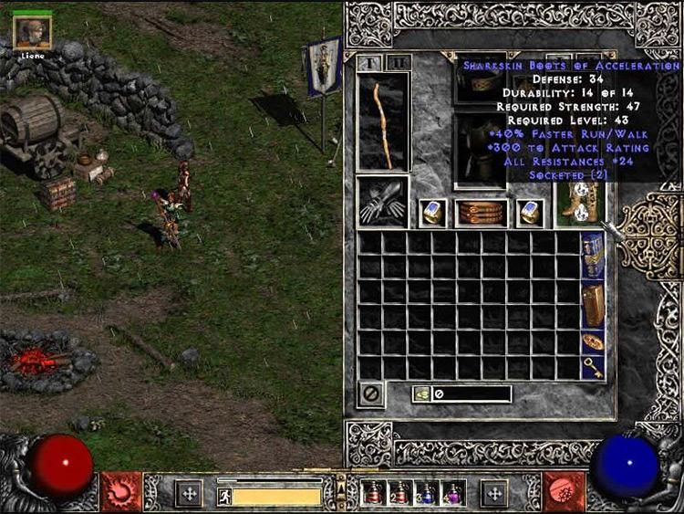Unholy Wars Diablo 2 mod